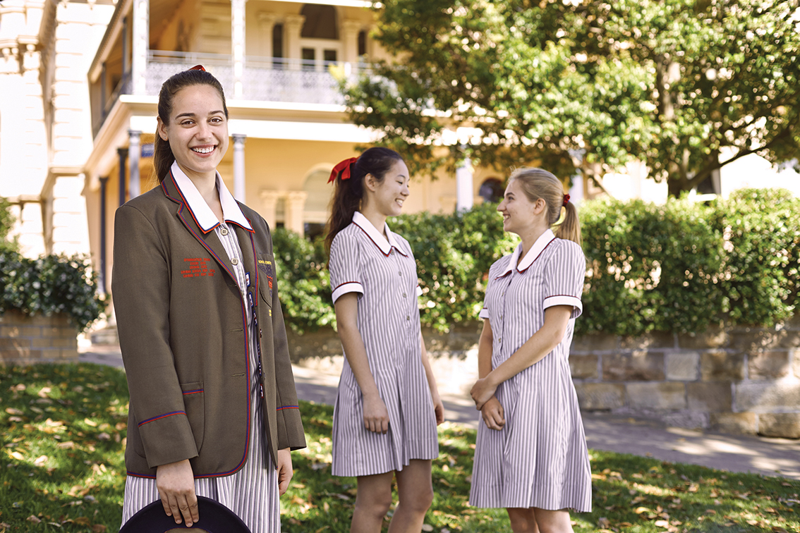 sydney girls uniform - photo#20
